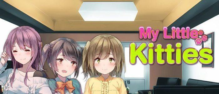 My Little Kitties - Keyart